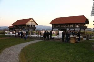 Razstava bo v Deželi kozolcev na ogled do konca meseca marca_Foto_Franc Pepelnak